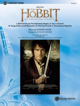 <i>The Hobbit: An Unexpected Journey,</i> Suite from: I. Old Friends / (AL-00-39551S)