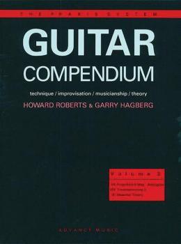 The Praxis System: Guitar Compendium Vol. 3: Technique / Improvisation (AL-01-ADV10016)