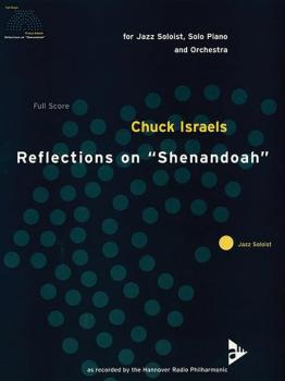 "Reflections on ""Shenandoah"" (For Jazz Soloist, Solo Piano, and Orchest (AL-01-ADV40012)"