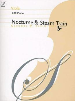 Nocturne & Steam Train (AL-01-ADV6008)