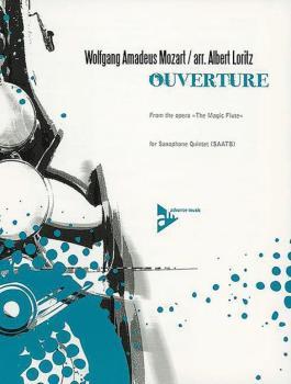 Ouverture (from the Opera <i>The Magic Flute</i>) (AL-01-ADV7538)