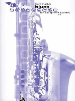 Blues Saxophone (AL-01-ADV7665)