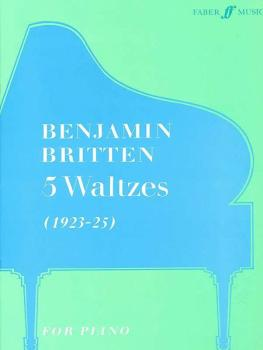 5 Waltzes (AL-12-0571500749)