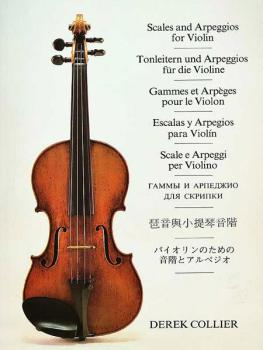 Scales and Arpeggios for Violin (AL-12-0571506232)