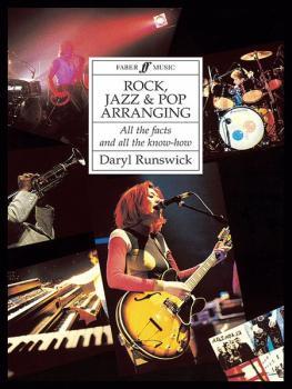 Rock, Jazz and Pop Arranging (AL-12-0571511082)