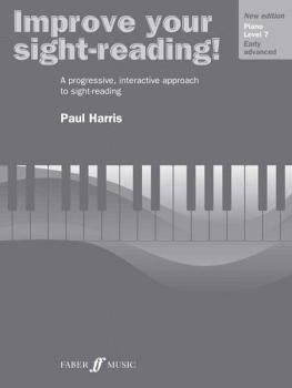 Improve Your Sight-reading! Piano, Level 7 (New Edition): A Progressiv (AL-12-0571533175)