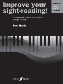 Improve Your Sight-reading! Piano, Level 8 (New Edition): A Progressiv (AL-12-0571533183)