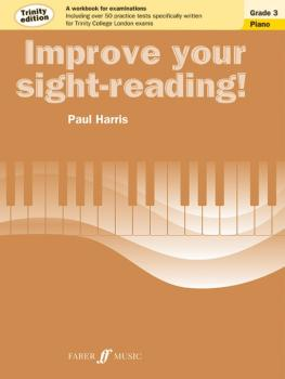 Improve Your Sight-reading! Trinity Edition, Grade 3: A Workbook for E (AL-12-0571537537)