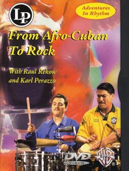 Adventures in Rhythm: From Afro-Cuban to Rock (AL-30-LPV150D)