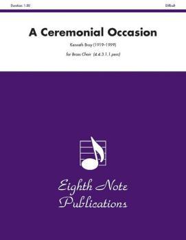 A Ceremonial Occasion (AL-81-BC9818)