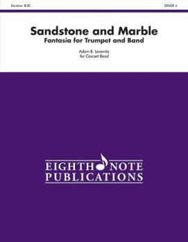 Sandstone and Marble: Fantasia for Trumpet and Band (AL-81-CB10188)