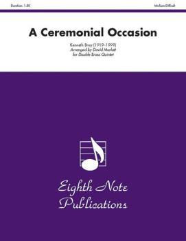 A Ceremonial Occasion (AL-81-DBQ9913)