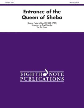 Entrance of the Queen of Sheba (AL-81-F1186)