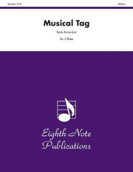 Musical Tag (AL-81-F2561)