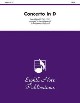 Concerto in D (AL-81-ST2450)