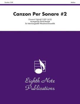 Canzon per Sonare #2 (AL-81-WWE2752)