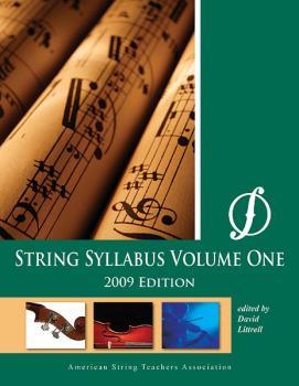 String Syllabus Volume One (2009 Edition) (AL-98-0692002025)