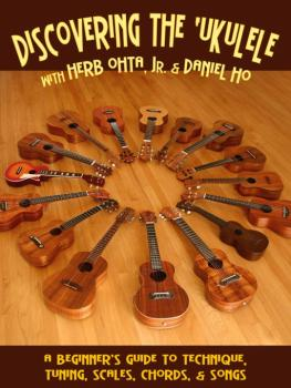 Discovering the 'Ukulele: A Beginner's Guide to Technique, Tuning, Sca (AL-98-DHC80041)