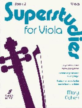 Superstudies for Viola, Book 2 (AL-12-0571514510)