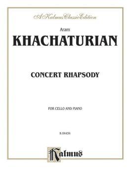 Concert Rhapsody (AL-00-K04434)