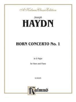 Horn Concerto No. 1 in D Major (AL-00-K04525)