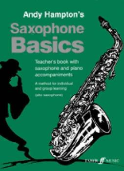 Saxophone Basics: A Method for Individual and Group Learning (AL-12-0571519733)