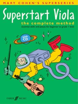 Superstart Viola (The Complete Method) (AL-12-0571522130)