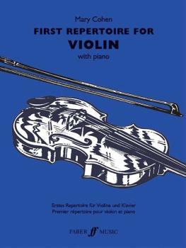 First Repertoire for Violin (AL-12-0571524974)