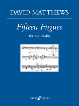 Fifteen Fugues for Solo Violin (AL-12-0571526411)