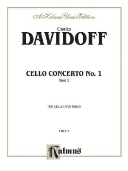 Cello Concerto No. 1 (AL-00-K09115)