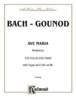 Ave Maria (Meditation) (AL-00-K09192)