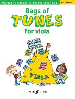 Bags of Tunes for Viola (AL-12-0571534198)