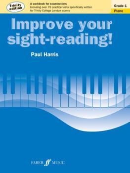 Improve Your Sight-reading! Trinity Edition, Grade 1: A Workbook for E (AL-12-0571537510)