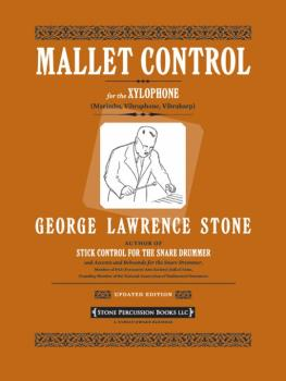 Mallet Control (Revised) (For the Xylophone Marimba, Vibraphone, Vibra (AL-00-32752X)