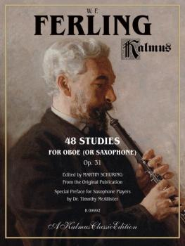 48 Studies for Oboe (or Saxophone) (AL-00-K09992)