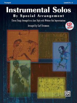 Instrumental Solos by Special Arrangement: 11 Songs Arranged in Jazz S (AL-00-32851)