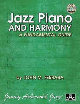 Jazz Piano and Harmony (A Fundamental Guide) (AL-24-JPH-F)