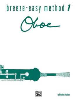 Breeze-Easy Method for Oboe, Book I (AL-00-BE0011)