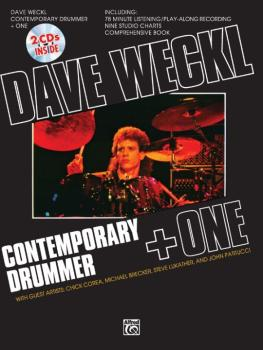 Dave Weckl: Contemporary Drummer + One (AL-00-MMBK0022CD)