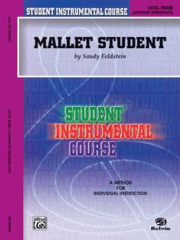 Student Instrumental Course: Mallet Student, Level III (AL-00-BIC00381A)