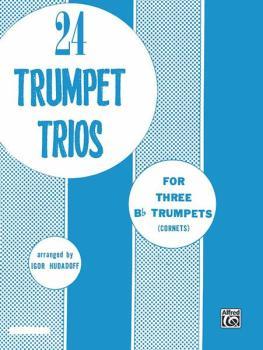 24 Trumpet Trios (AL-00-PROBK00613)