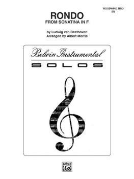 Rondo (from Sonatina in F) (AL-00-PROEN00179)