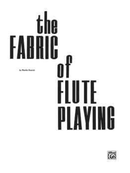 The Fabric of Flute Playing (AL-00-SB12)