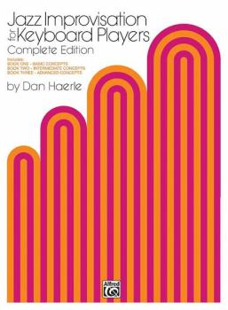 Jazz Improvisation for Keyboard Players, Complete Edition (AL-00-SB125)