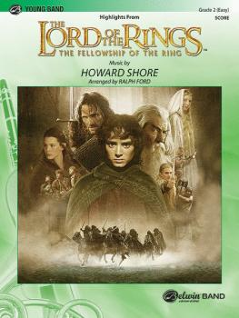 <I>The Lord of the Rings: The Fellowship of the Ring,</I> Highlights f (AL-00-CBM02008C)
