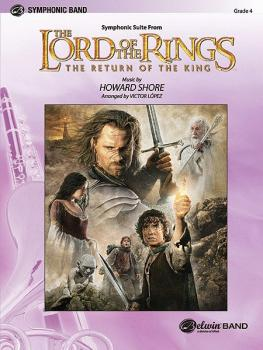 <I>The Lord of the Rings: The Return of the King,</I> Symphonic Suite  (AL-00-CBM04005)