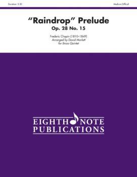"""""""Raindrop"""" Prelude, Opus 28, No. 15 (AL-81-BQ10346)"""