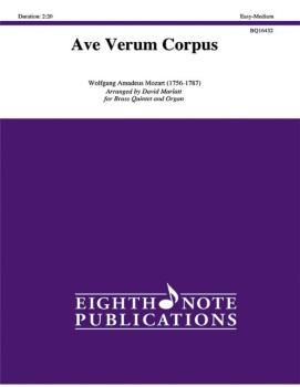 Ave Verum Corpus (AL-81-BQ16432)