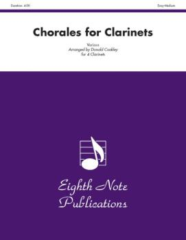 Chorales for Clarinets (AL-81-CC2024)