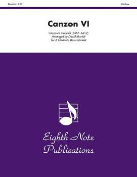 Canzon VI (AL-81-CC2342)